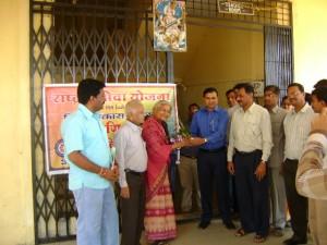 Visit Medha Patkar